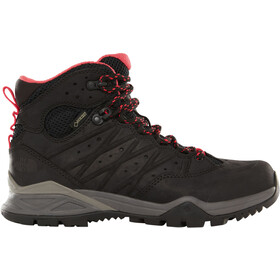 The North Face Hedgehog Hike II Mid GTX Zapatillas Mujer, tnf black/atomic pink